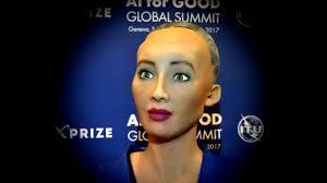 Resultado de imagen de Sophia, la robot más avanzada del mundo