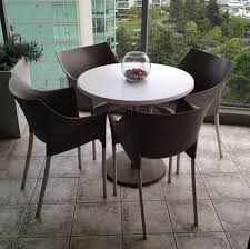 Patio Table And Kartell Dr No Chairs U2014 Flock Interiors Kartell Outdoor Furniture