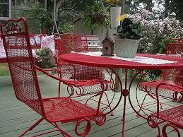 retro aluminum patio furniture. Best 25 Vintage Patio Furniture Ideas On Pinterest Regarding Amazing Residence Retro Remodel Aluminum