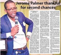 PressReader - Jamaica Gleaner: 2018-06-23 - Jerome Palmer thankful for  second chances