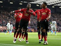 We found streaks for direct matches between manchester united vs west ham. Man Utd 2 1 West Ham Report Ratings Reaction As Paul Pogba Penalty Brace Seals Win 90min