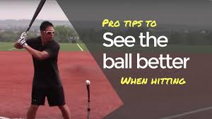 How To See The Ball Better When Hitting Baseball Vision