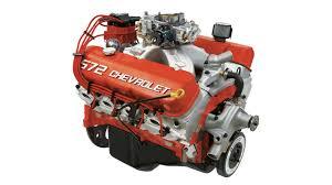 Zz 572 620 Big Block Crate Engine Chevrolet Performance