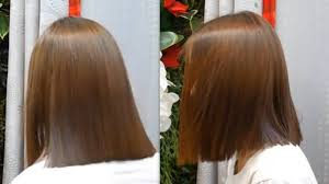 Bob Haircut Tutorial ตดผมบอบตรง ตรง Best Hairstyles