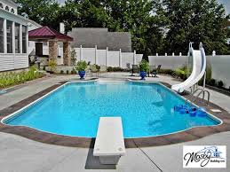 Backyard Swimming Pools with 4 Cool Ideas