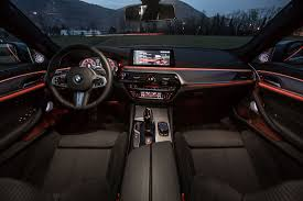 New Bmw 5 Series Light And Aerodynamics Auto Design