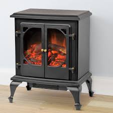 freestanding electric fireplace inside fireplaces idea 23