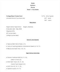 Resume Sample Doc Brilliant Ideas Of Simple Resume Format Sample Doc ...