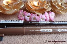 Designer Essence Essence Eyebrow Designer Pencils In Blonde And Brown Review