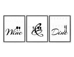 dining room wall art dining kitchen prints wine amazon il fullxfull full size  on wine and dine canvas wall art with art wine wall art piece wine wall art print canvas sets it make