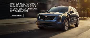 oem 1018 cadillac xt4 tax ntl deduction