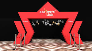 Event Entrance Gate Design Pin By Kunal Jasuja On Behance Corporate Event Design