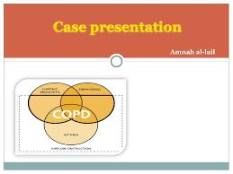 Nursing Case Study Examples Copd SlideShare