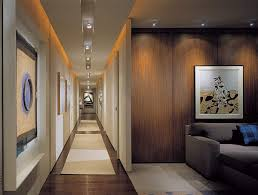 hotel hallway lighting ideas. view in gallery modern hallway with recessed lights hotel lighting ideas e