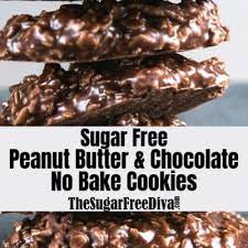 Reviewed by millions of home cooks. No Bake Sugar Free Chocolate Cookies The Sugar Free Diva