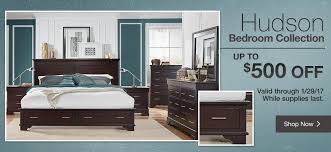 hudson bedroom collection up to 500 off valid through 12917 while supplies bed room furniture images