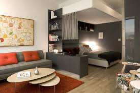 living room sofa ideas: simple modern grey accents living room sofa wooden coffee table modern condo for small spaces