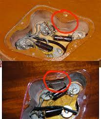 1968 les paul and 1969 les paul serial number information 1958 Les Paul Wiring Diagram '68 (upper) vs '69 (lower) 1959 les paul wiring diagram