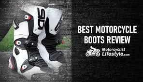 top 15 best motorcycle boots review