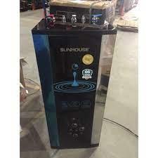 Máy Lọc Nước R.O có 2 vòi Nóng Lạnh 10 Lõi cao cấp của SUNHOUSE SHR76210CK,  bảo hành chính hãng 2 năm tại nhà giảm chỉ còn 7,399,000 đ