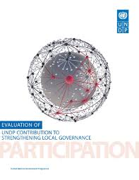 Evaluation of UNDP Contribution to Local Governance by UNDP Independent  Evaluation Office - issuu