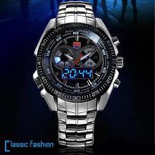 tvg 468 men 3 dial led display analog digital military wrist watch tvg 468 men 3 dial led display analog digital military wrist watch