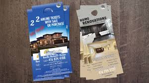 door hanger design real estate. Door Hanger + Web Banner Advertisement Design Real Estate R