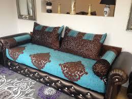 Tlamet Salon Marocain Moderne