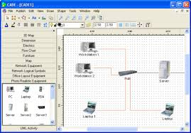 Chart Mapping Software Top 10 Network Diagram Topology Mapping Software Pc