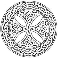 Small Picture Mandala Monday Free Celtic Mandalas to Color