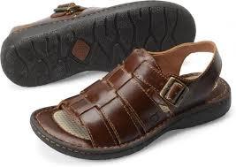 men s joshua open toe leather sandal cymbal joe s sporting goods st paul mn