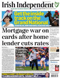 de bank holiday monday papers ie more to folly