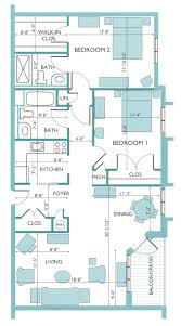 choosing medical office floor plans. Floor Plan Of The Hydrangea Model Apartment Choosing Medical Office Plans
