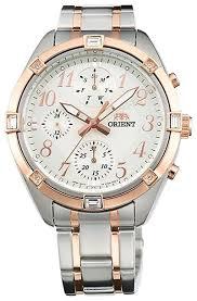 Купить Наручные <b>часы ORIENT</b> UY04002W по низкой цене с ...