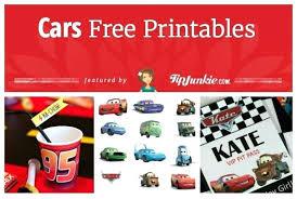 Free Disney Cars Printables Free Free Disney Cars Birthday Card