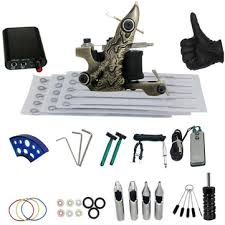 simple version <b>tattoo machine kit</b> mini <b>power</b> supply wrench ...