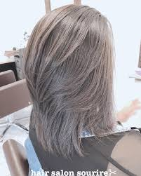 At Misa3758 Hair Salon Sourire スリール ウルフカット