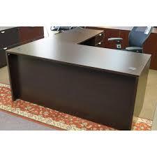 new espresso small l shape desk sk office furniture with regard to elegant house espresso l shaped desk remodel zabaia com