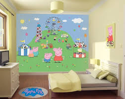 if you re minded to decorate a peppa pig themed bedroom for your appealing room decorations