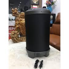 Loa Kéo Karaoke Remax RB-X6 công suất lớn, tặng 2 micro không dây - Loa kéo