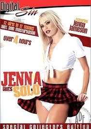 Jenna goes solo adult movie