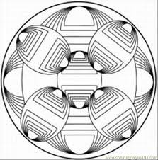 Small Picture Kaleidoscope 16 Coloring Page Free kaleidoscope Coloring Pages