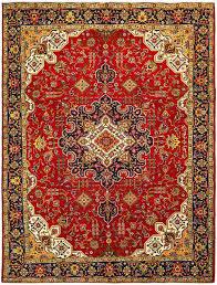 orange persian rug burnt pink and oriental