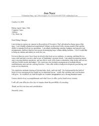 Cover Letter For Chef Job Cover Letter For Chef Job Chef Cover