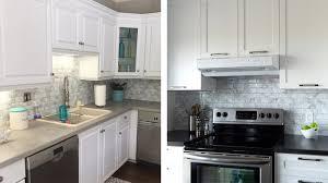 Gray Subway Tile Kitchen Kitchen Cabinets Gray Subway Tile Kitchen