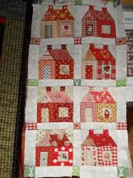 316 best QUILT HOUSES images on Pinterest   Crafts, Diet and Fabric & Supergoof Quilts: Building Houses From Scraps Adamdwight.com