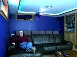 dark media room. Media Room Curtain Home Theater Blackout Curtains Absolute Zero . Dark