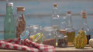 Decorative Oil Jars Decorative Empty Glass Jar Stock Footage Video 100 Shutterstock 95