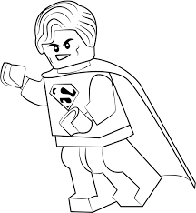 You may use these photo for backgrounds on cellular with high quality resolution. Lego Superman Coloring Page Free Printable Coloring Pages For Kids