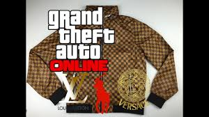 Gta 5 Designer Outfits Gta Online Male Designer Type Outfits Louis Vuitton Versace Ralph Lauren V1 40